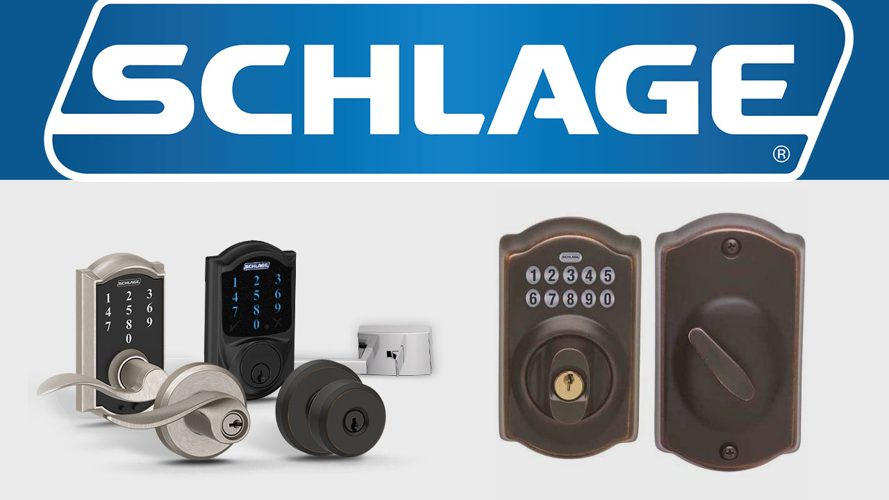 Guide Schlage Locks How To Change The Lock Code