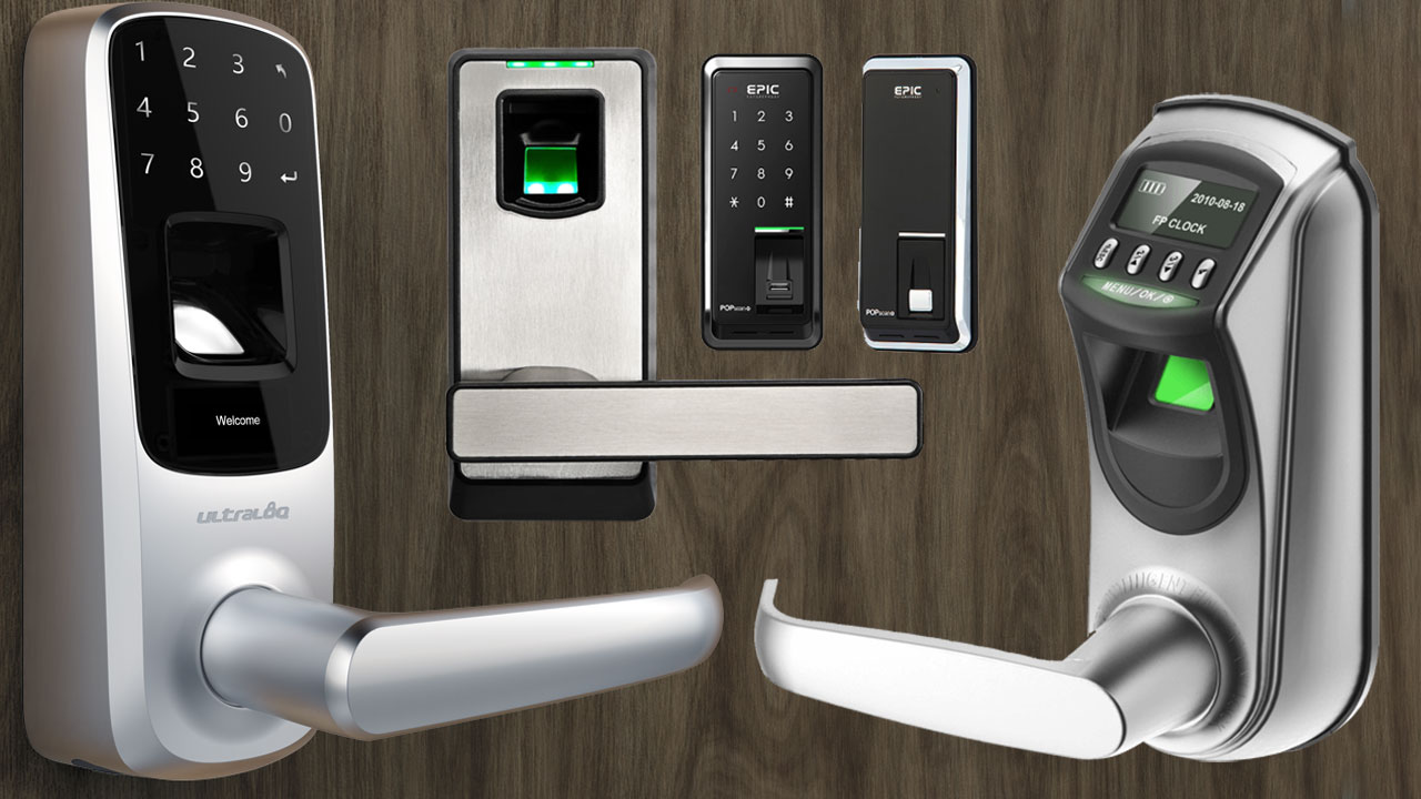 Everything you need to know about fingerprint lock door