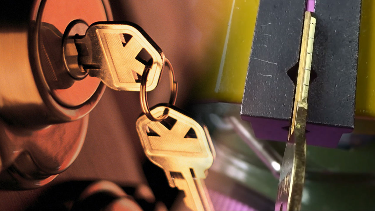 Types of Keys Made by Locksmiths Featured Image