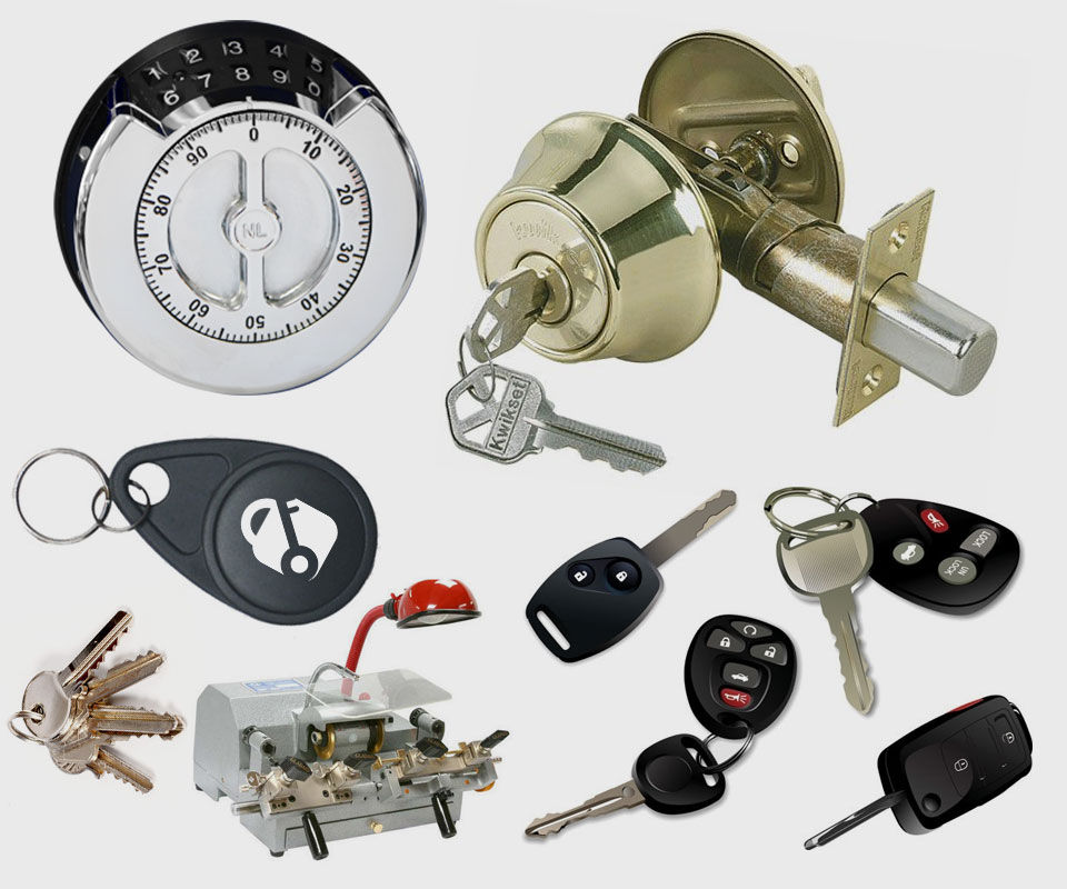 Locksmith Services Available