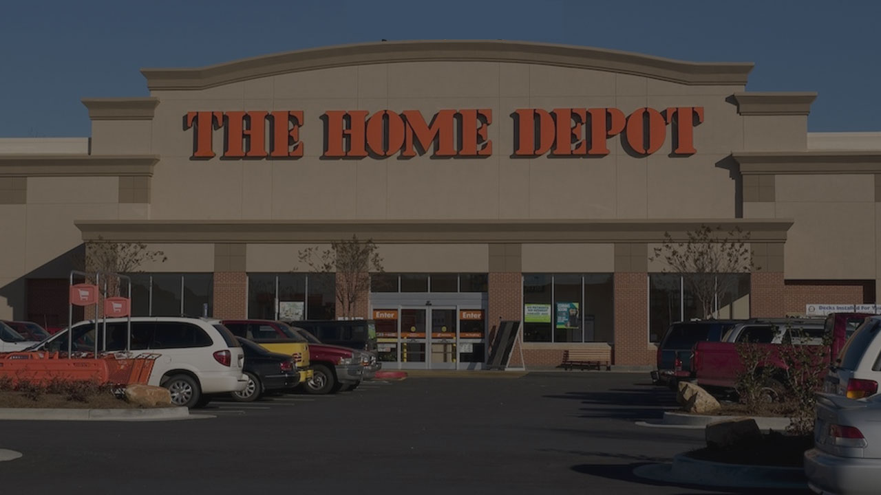 Home Depot Key Copy Background
