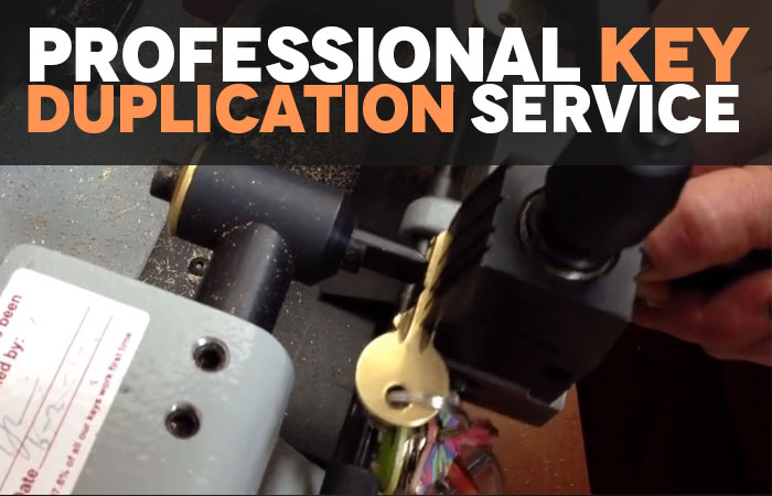 Professional Key Duplication Service