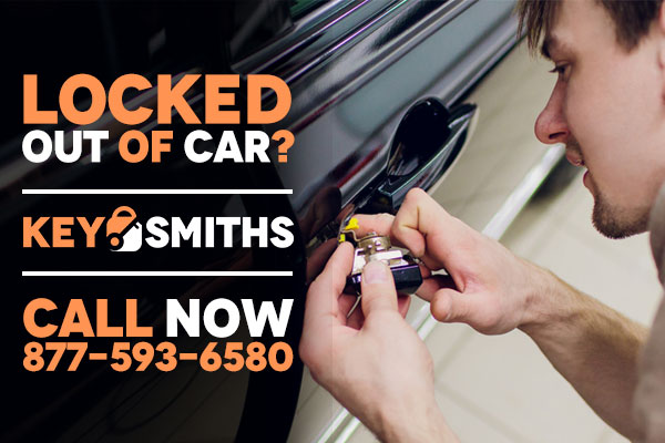 Locked out of home or car? Call Key Smiths
