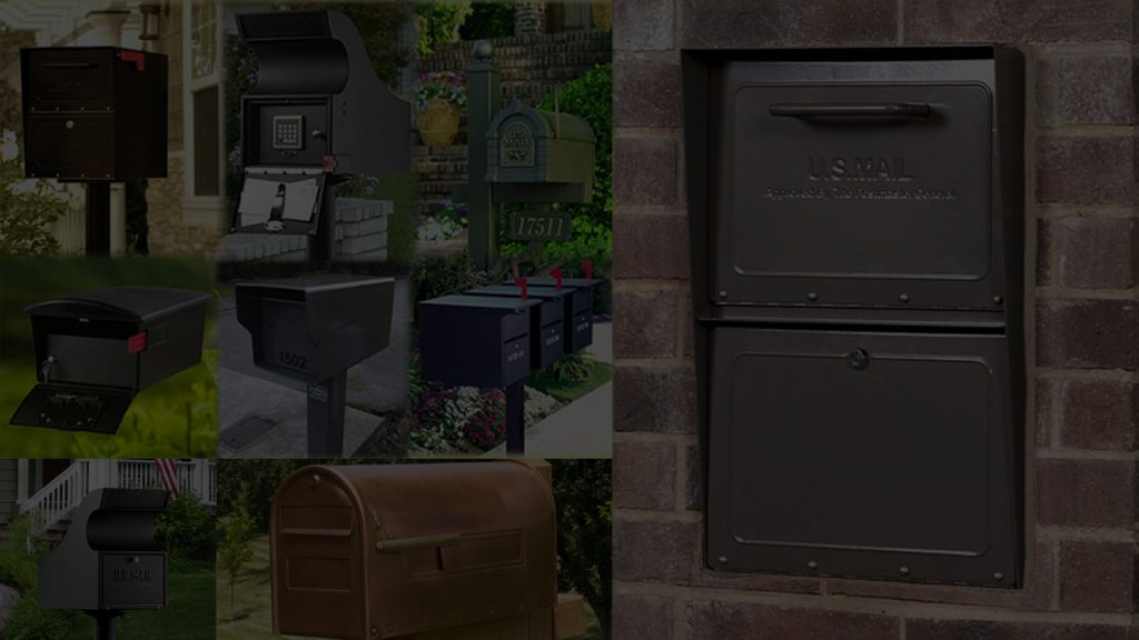 Learn which are the best 5 locking mailboxes