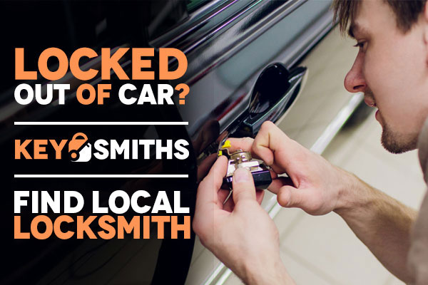 Locked out of your car? Find local cheap locksmith